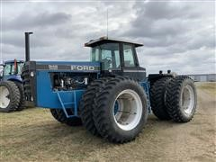 1991 Ford New Holland 946 4WD Tractor