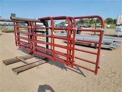 Behlen 6 Rail Heavy Duty Gates