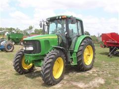 2004 John Deere 6420 MFWD Tractor