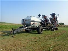 flexi-coil 5000 Hoe Drill W/2320 Pull Between Cart Air Seeder