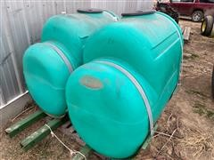 Snyder 240-260 Gallon Saddle Tanks