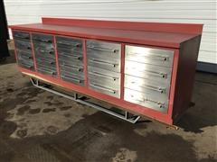 2018 Work Bench WB10FT Steel Work Bench