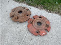 Allis-Chalmers AM2795-10 Wheel Weights
