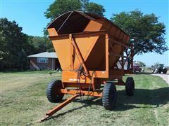 DU-AL 5000 Forage Dump Wagon