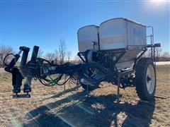 2015 MonTag Gen II C12B-B Dry Fertilizer Trailer