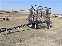Fuerst FBHC 24' Chain Drag Harrow