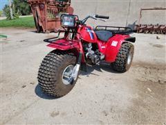 1984 Honda Big Red ATC200ES 3 Wheeler