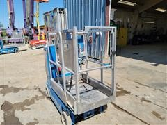 2013 Genie GR20 Vertical Mast Lift