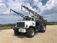 GMC Big Wheels Self-Propelled Sprayer