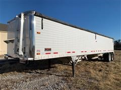 2016 Timpte T/A Hopper Bottom Grain Trailer