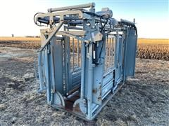 Pearson SRH Hydraulic Squeeze Chute