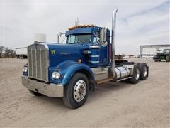1981 Kenworth W900A T/A Truck Tractor