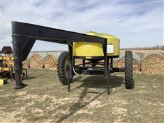 John Deere Skiles 2 Wheel Fertilizer Cart