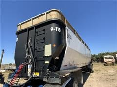 2009 Aulick AULtimate 4270542 T/A Live Bottom Trailer