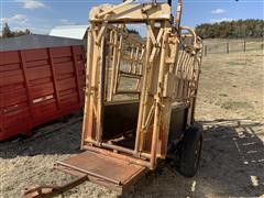 For-Most 150 Portable Cattle Chute
