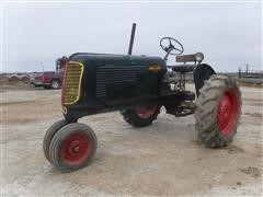 1949 Oliver 60 Row Crop 2WD Tractor