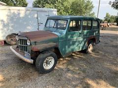 1959 Willys-Overland 54168 4x4 Wagon