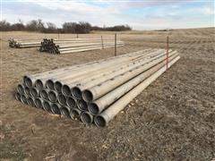 Various Irrigation Pipe