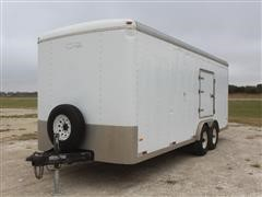2003 Doolittle T/A Enclosed Cargo Trailer