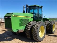 1992 John Deere 8560 4WD Tractor
