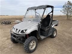 2007 Yamaha Rhino 660 Sports Edition Turbo 4x4 UTV