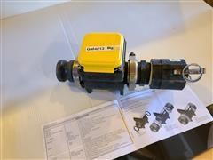 Banjo MFM220 Magmeter Gallon Flow Meter