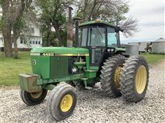1986 John Deere 4450 2WD Tractor
