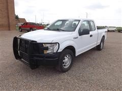 2017 Ford F150 XL 4 X4 Extended Cab Pickup