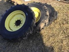 11R24.5 Pivot Tires & Rims