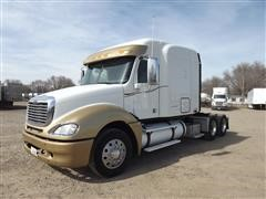 2014 Freightliner Columbia 120 T/A Truck Tractor
