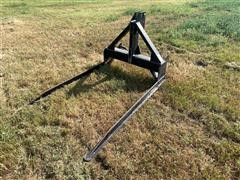 MDS 3-Point Bale Carrier