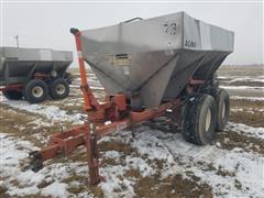Ag System AG600 6 Ton Dry Fertilizer Spreader