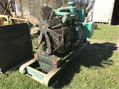 Onan 175DFE-4R8/1484 175 KW Generator