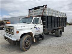 1984 Chevrolet 60 S/A Construction Scrap Truck