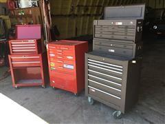 Craftsman Toolboxes W/Tools