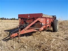 Roda R610 S/A 11 1/2 Yard Manure Spreader