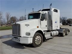 2008 Kenworth T800 T/A Truck Tractor