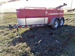 Meridian 990 T/A Farm Fuel Caddy/Trailer W/Def Tank