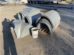Behlen Grain Air Duct Aeration Tunneling