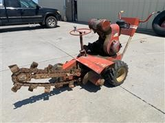 DitchWitch C99 Self-Propelled Trencher