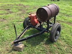 Briggs & Stratton Irrigation Power Unit On Cart