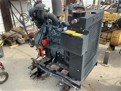 Kubota V3600-EU2 Diesel Power Unit