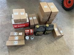 Bobcat Oil And Filters