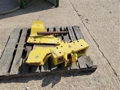Degelman Tractor Dozer Mounting Brackets