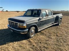 1992 Ford F350 Dually Crew Cab Pickup