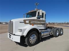 2005 Kenworth T800 T/A Truck Tractor