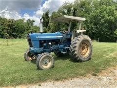 1978 Ford 6600 2WD Tractor