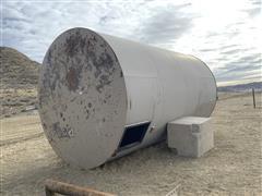 2009 NATCO 400-Barrel Frac Tank W/Stairs