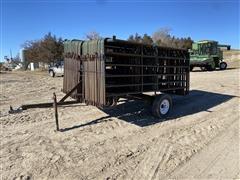 Big Valley Farmaster Panels/Trailer