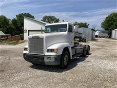 1990 Freightliner FLD 120 T/A Day Cab Truck